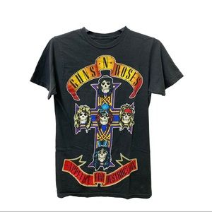 Bravado Guns N Roses Graphic Band Tee